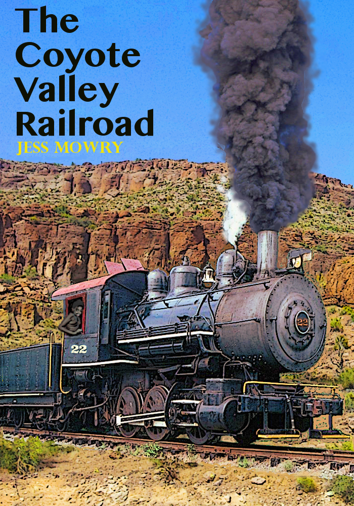 The Coyote Valley Railroad - Anubis Edition